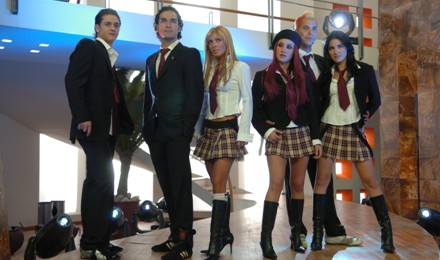 Rebelde - druga sezona