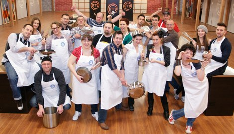 Masterchef top 20