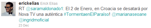 Erick Elias Twitter