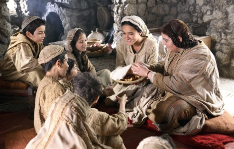 Priča o Isusovom rođenju