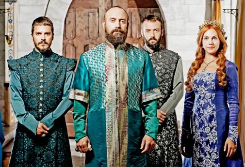 Sulejman Veličanstveni S03