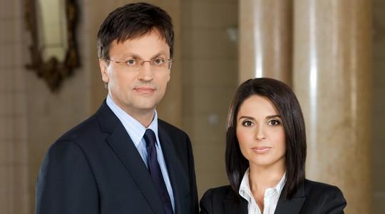 Saša Kopljar i Marija Miholjek