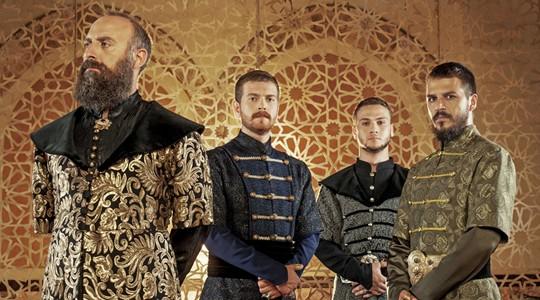 Sulejman i sinovi