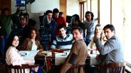 Ekipa na setu serije 'Milost'