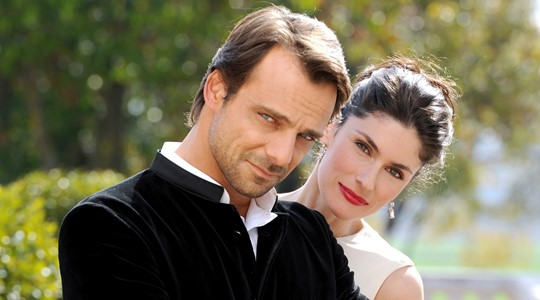 Anna Valle i Lorenzo Flaherty