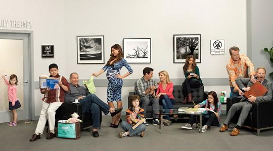 Moderna obitelj