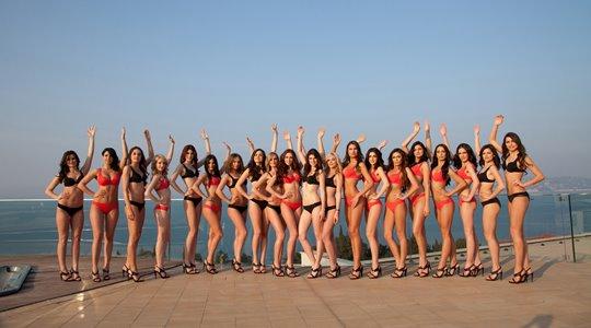 Miss Universe HR 14 finalistice