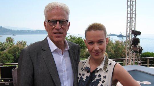 Ted Danson i Ivana Nanut